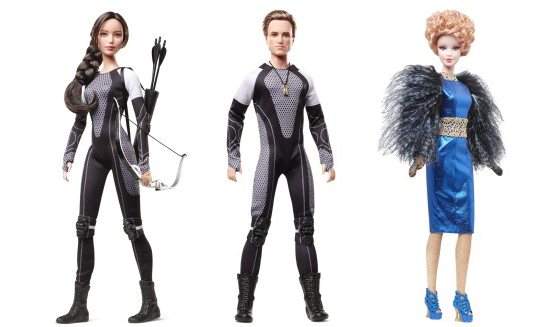 Catching Fire Dolls