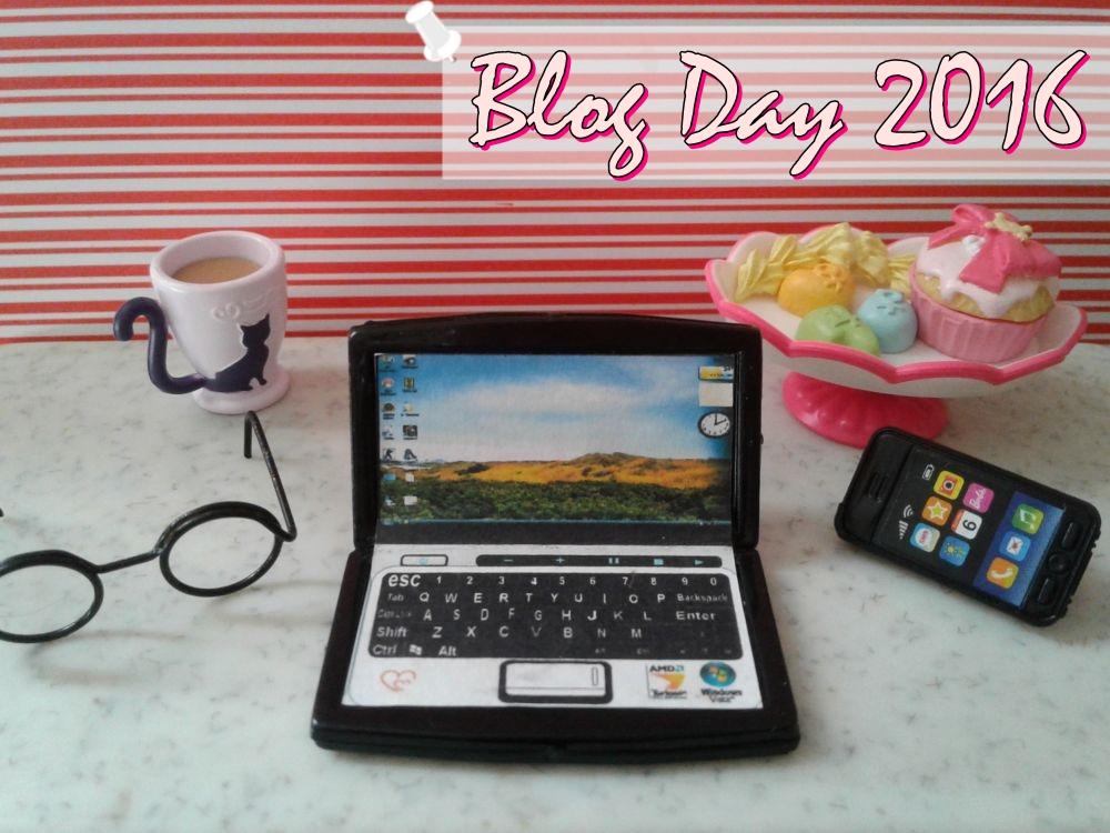 Blog Day 2016