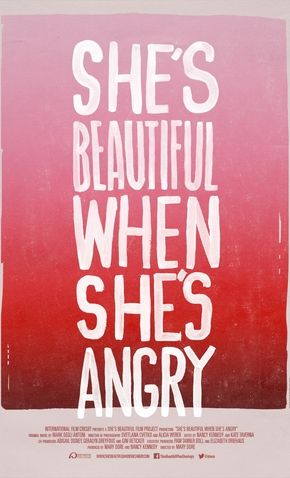 She's Beautiful When She's Angry, via Filmow