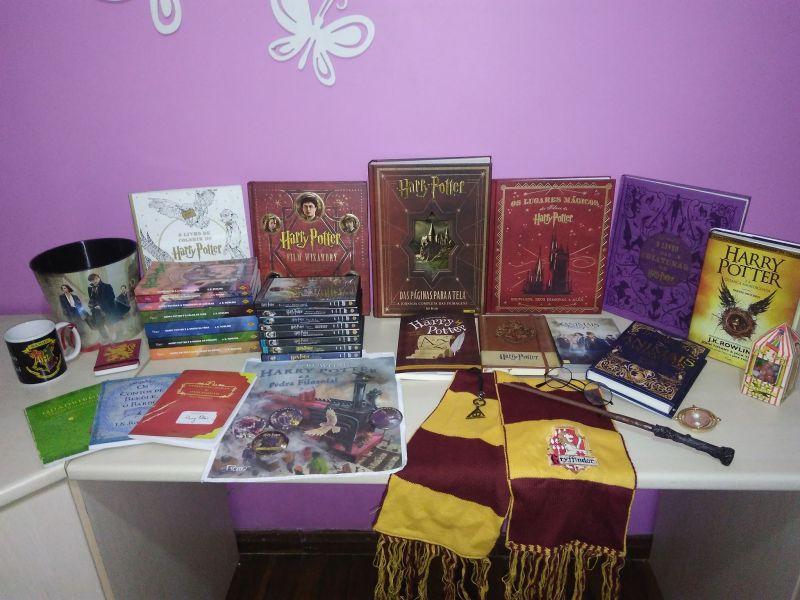 20 anos de Harry Potter