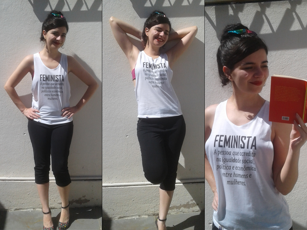 Lookbook: We Should All Be Feminists