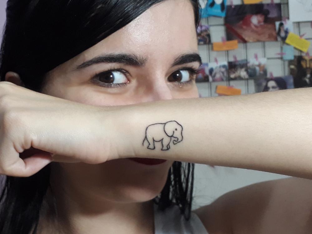 Minhas Primeiras Tatuagens