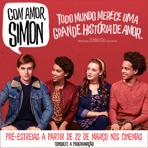 Com Amor, Simon - Breve nos cinemas