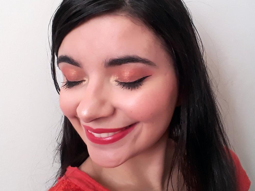 Maquiagem Living Coral: a cor de 2019!